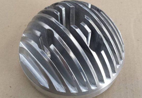 Testata in Alluminio